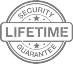 Security Lifetime Guarantee