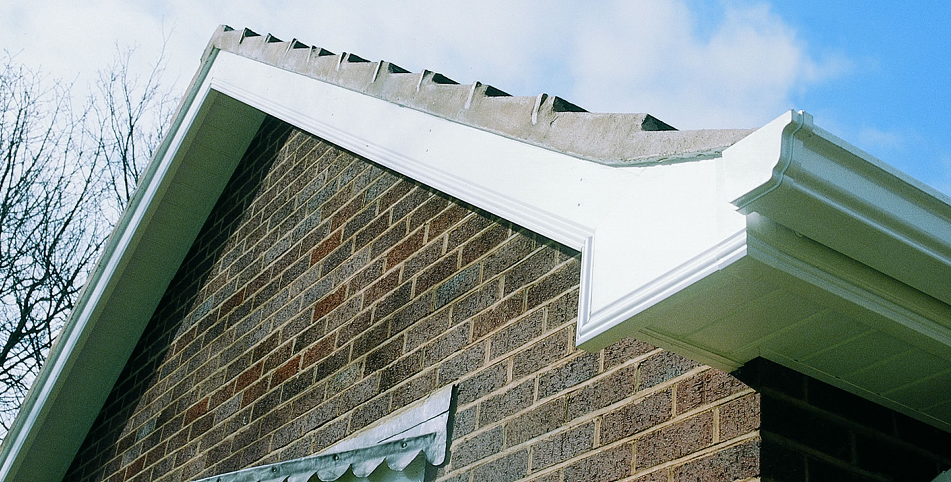 Roofline Products - Fascias, Soffits, Badgeboards and Guttering